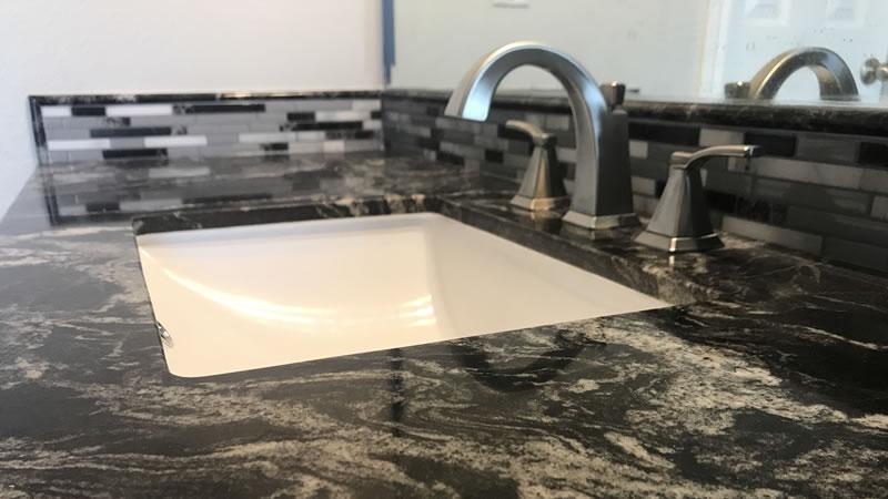 Bathroom Countertop Installations