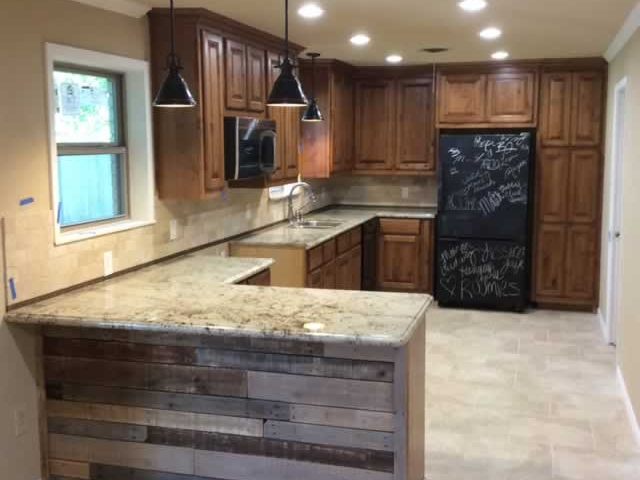 Kitchen Remodeling Contractor In The Brazos Valley.